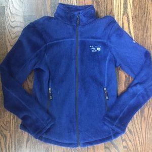 Mountain Hardware Fleece Jacket - Size Small